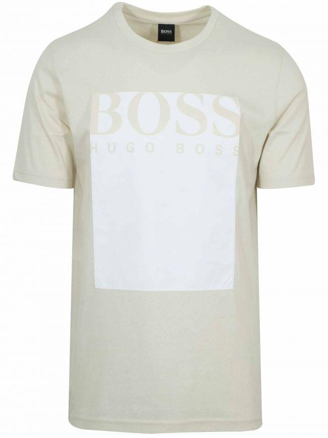 Tauch 2 Beige T-Shirt