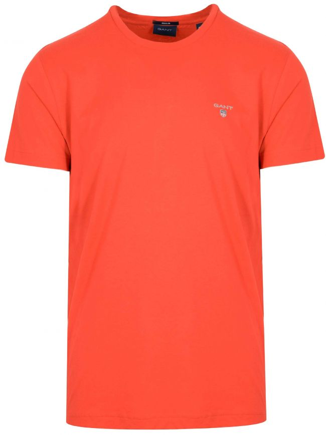 Blood Orange Classic Crew Neck T-Shirt
