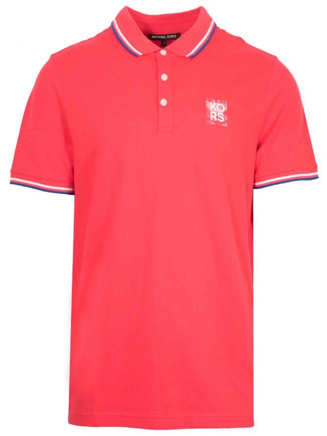 Sea Coral Polo Shirt