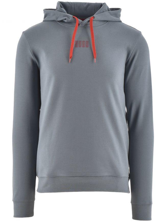 Dark Grey Dondy 203 Hooded Sweatshirt