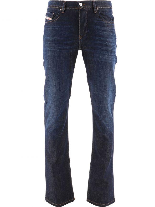 Blue D Vocs 34 Leg Jean