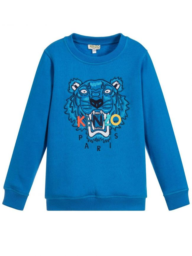 Tiger Royal Blue Sweatshirt