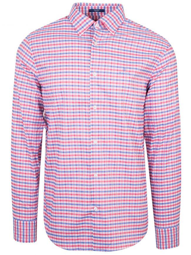 Rapture Rose Check Regular Fit Shirt