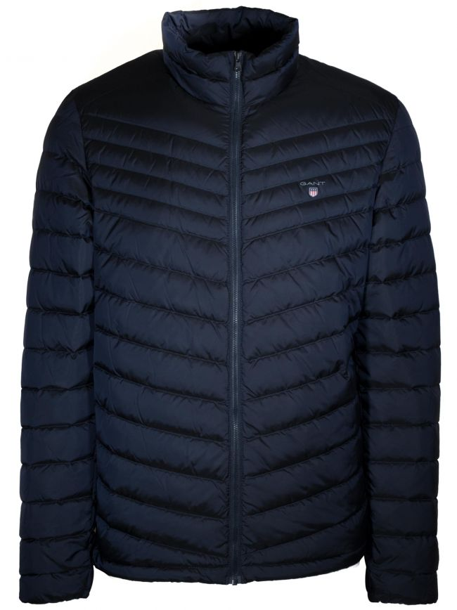 Navy Airlight Down Jacket