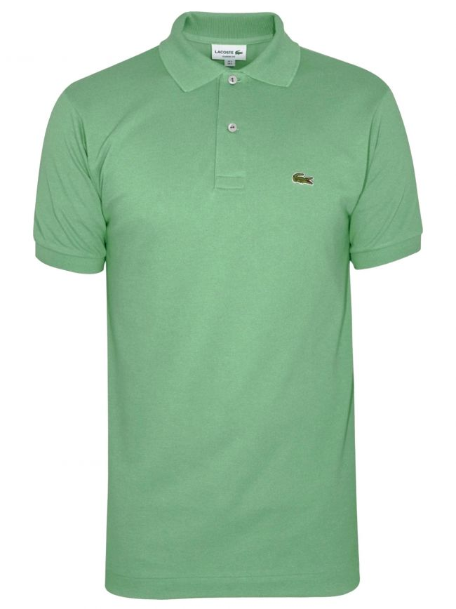 Classic L1212 Green Polo Shirt