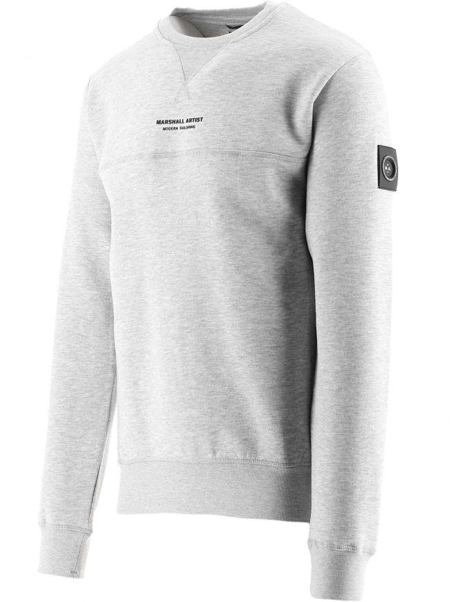 Grey Siren Crew Neck Sweatshirt