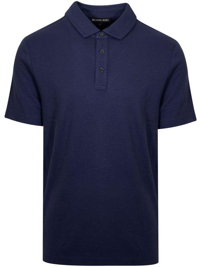 Classic Navy Polo Shirt