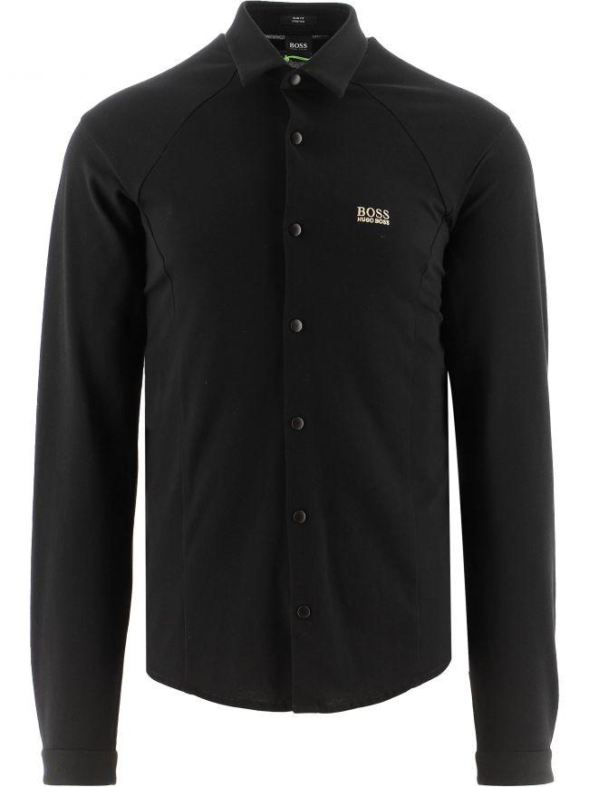 Black BANZI_S Shirt