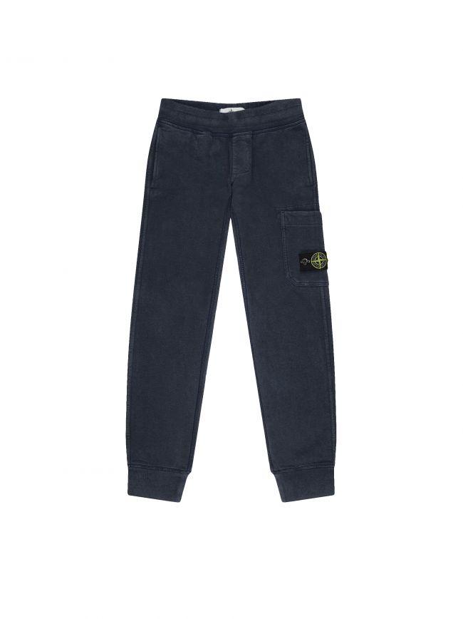 Navy Fleece Sweat Pant