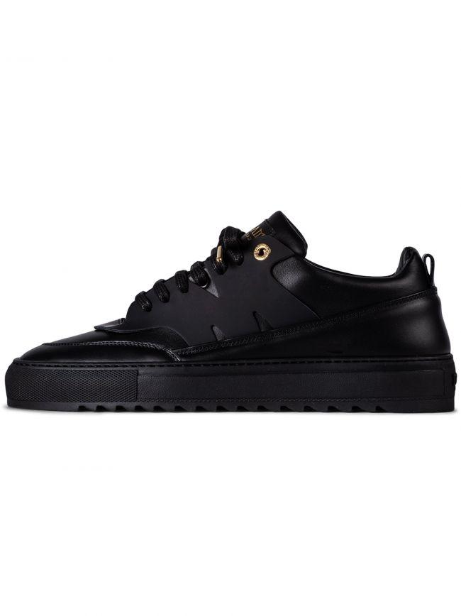 Black Torino M Leather Sneaker