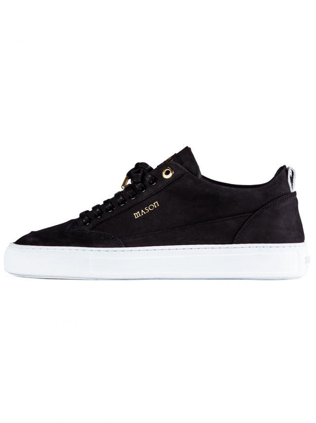 Black Tia Nubuck Sneaker