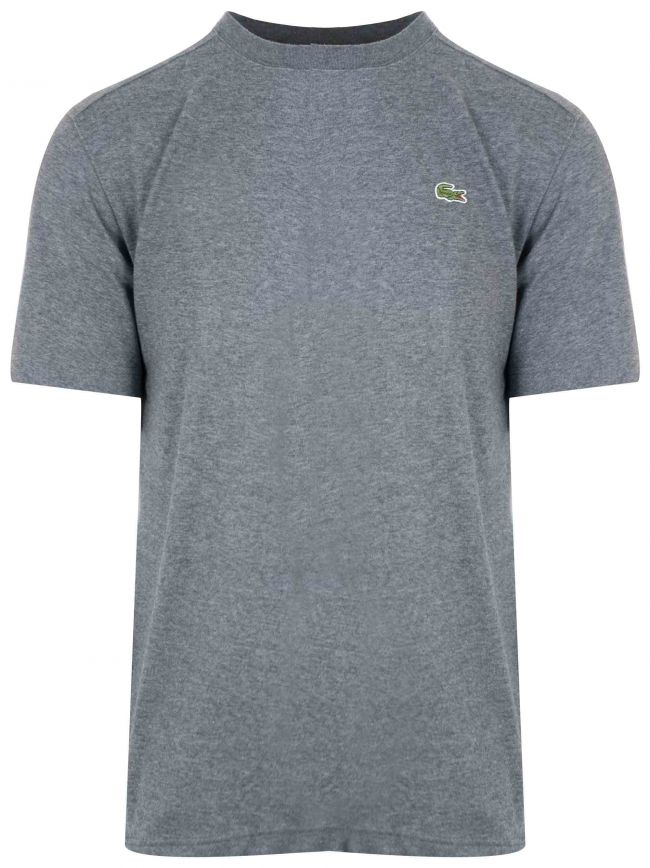 Grey Round Neck T-Shirt