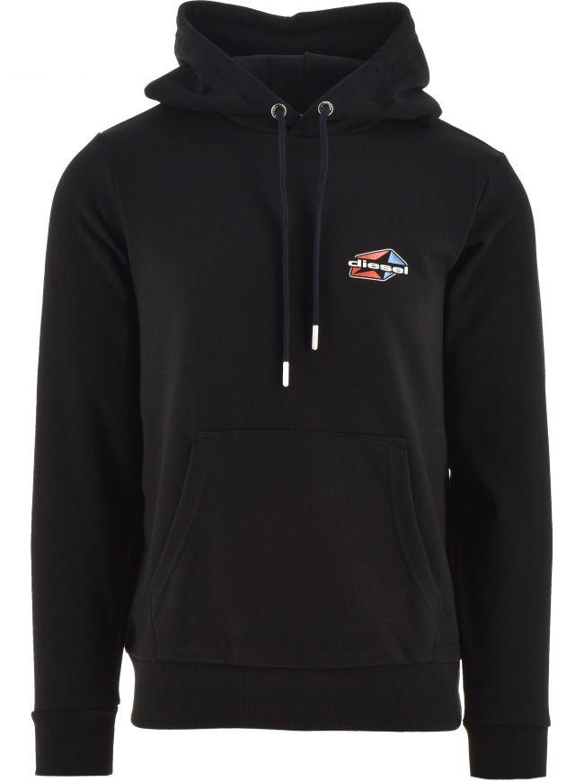 Black S Girk Hood K22 Sweatshirt