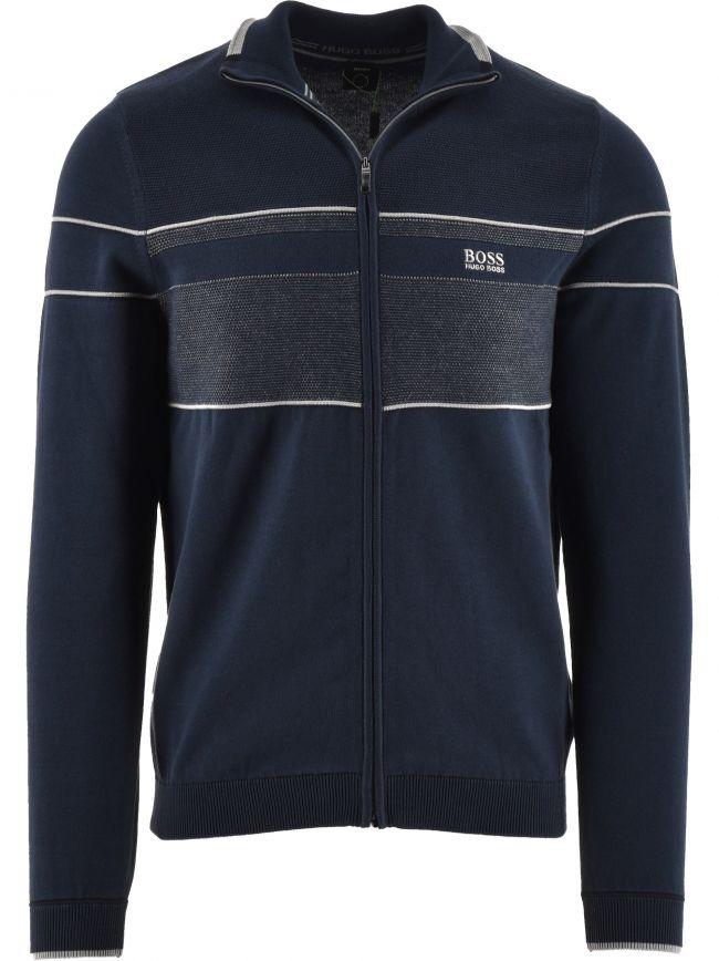 Dark Blue Zakit Sweater