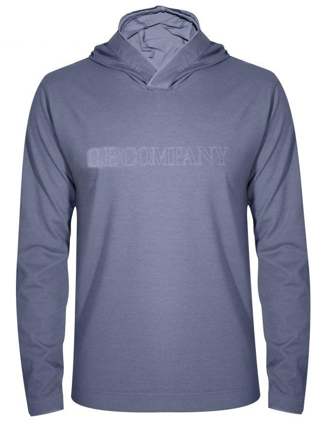 Lilac Hooded T-Shirt