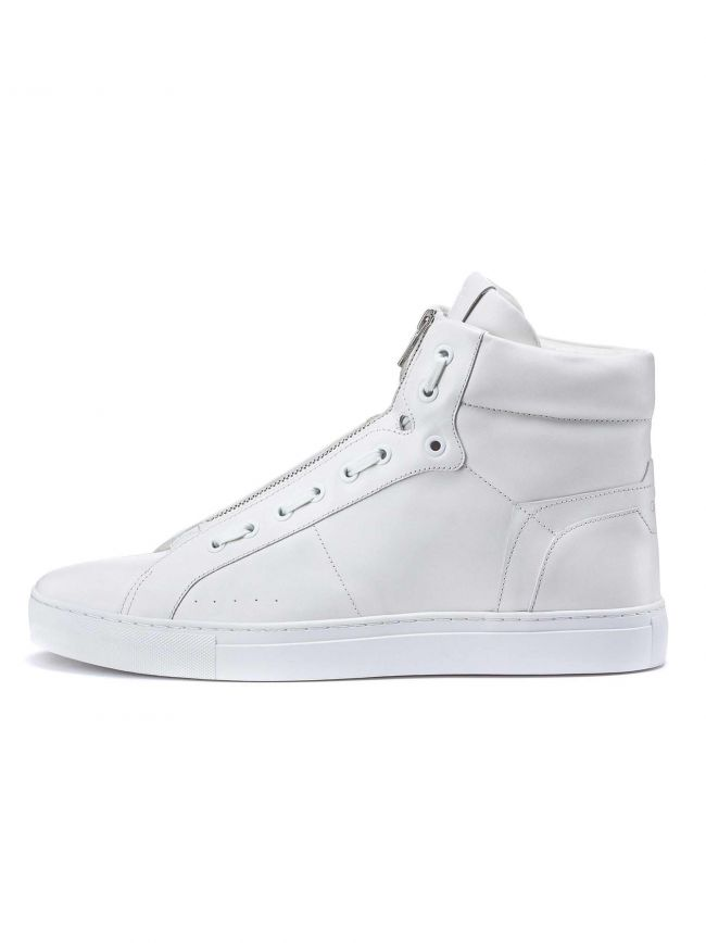 Futurism Hito White Hi Top