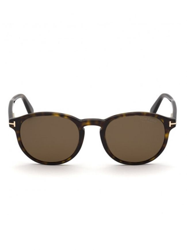 Deep Havana Dante Sunglasses