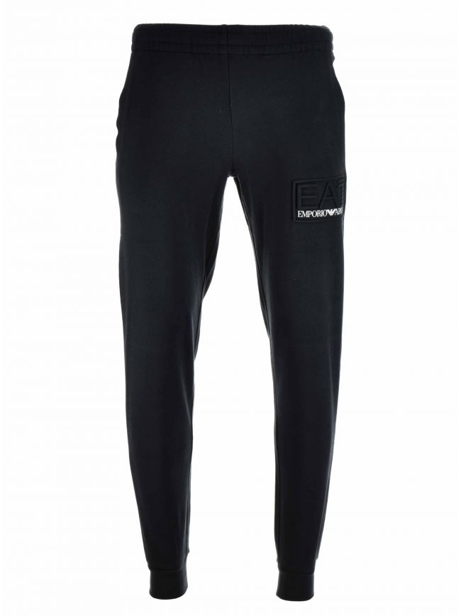 Black Cuffed Jog Pant