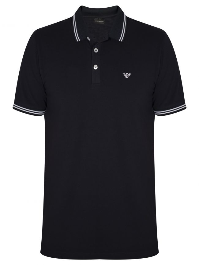 Navy Blue Polo Shirt