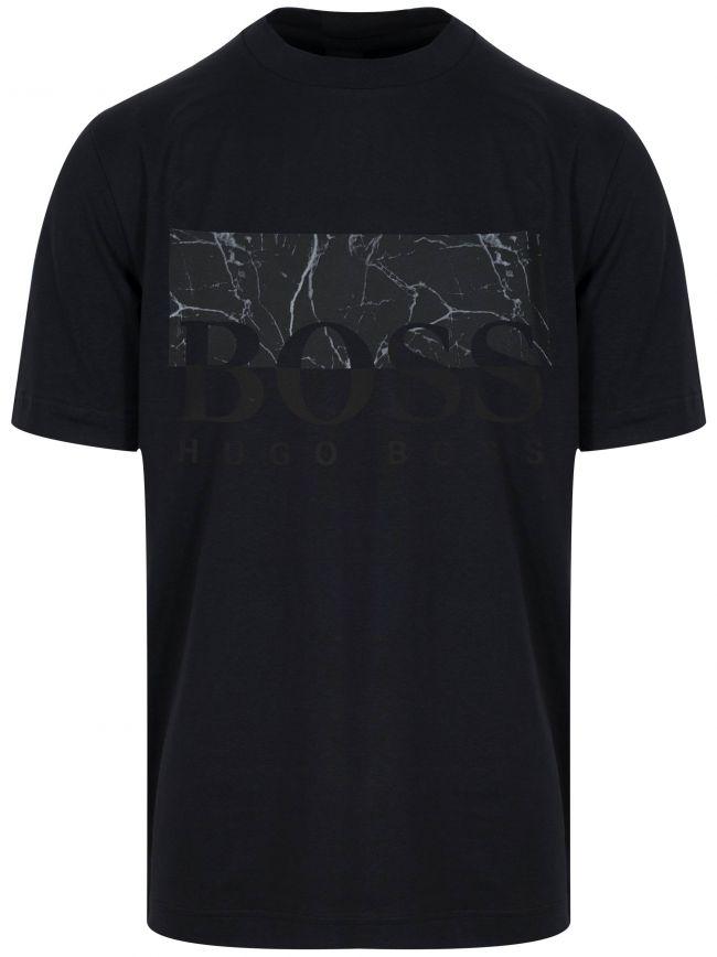 Trek 4 Black T-Shirt