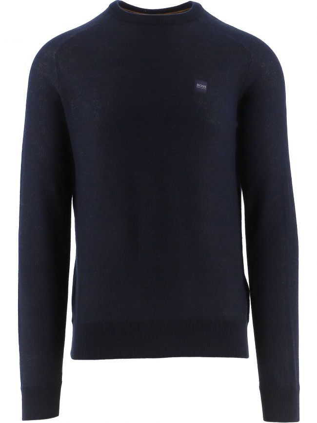 Navy Amador Sweatshirt