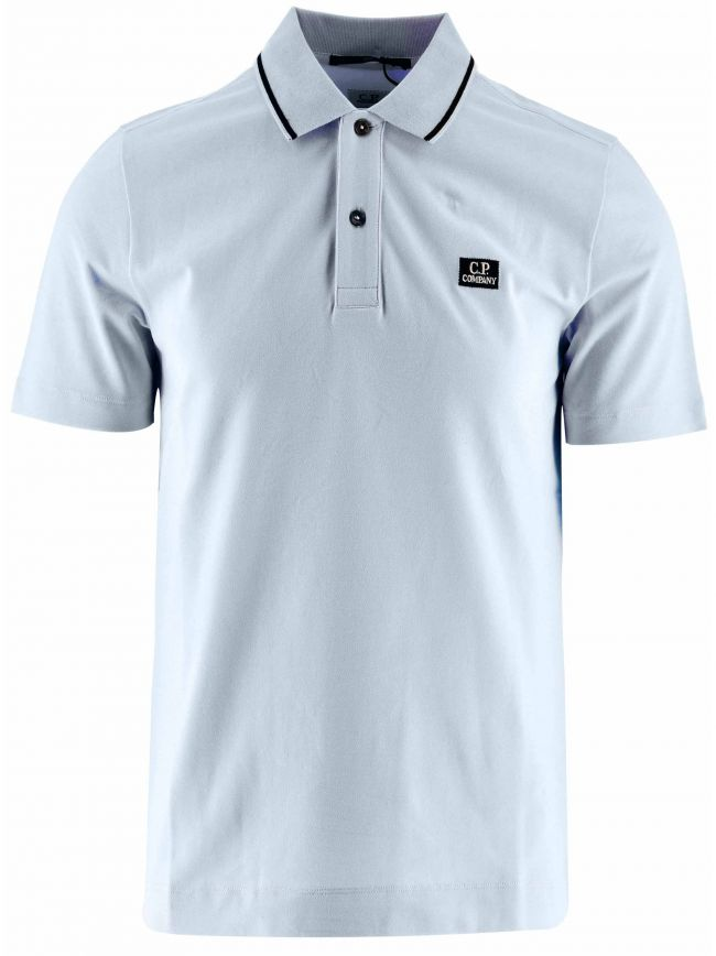 Halogen Blue Slim Fit Polo