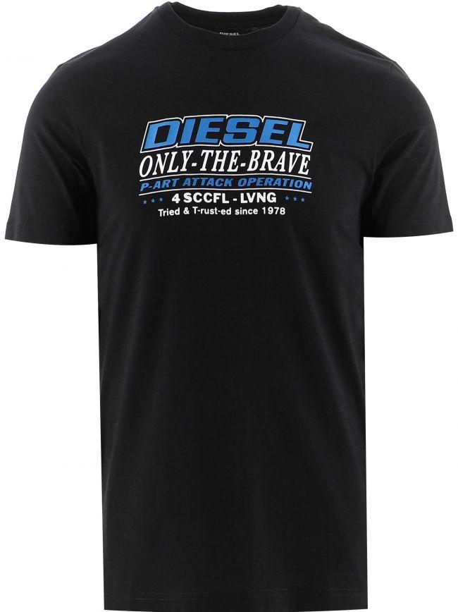 Black T Diegos K20 T-Shirt