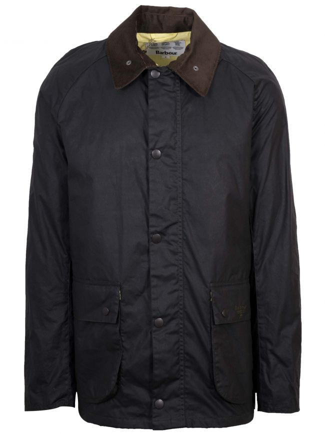 Khaki Morgan Waxed Jacket