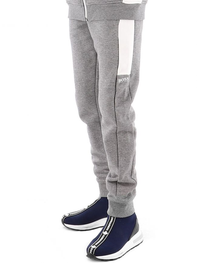 Grey Tracksuit Jogging Pant