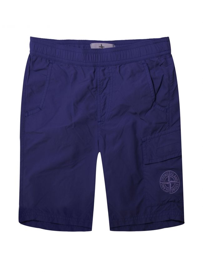 Dark Blue Swim Short