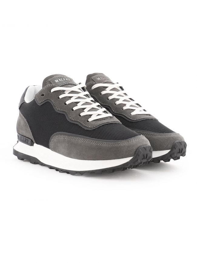 Black Charcoal Caledonian Sneaker