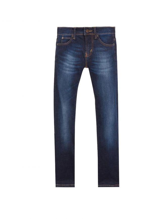 511 Slim Fit Blue Denim Jean