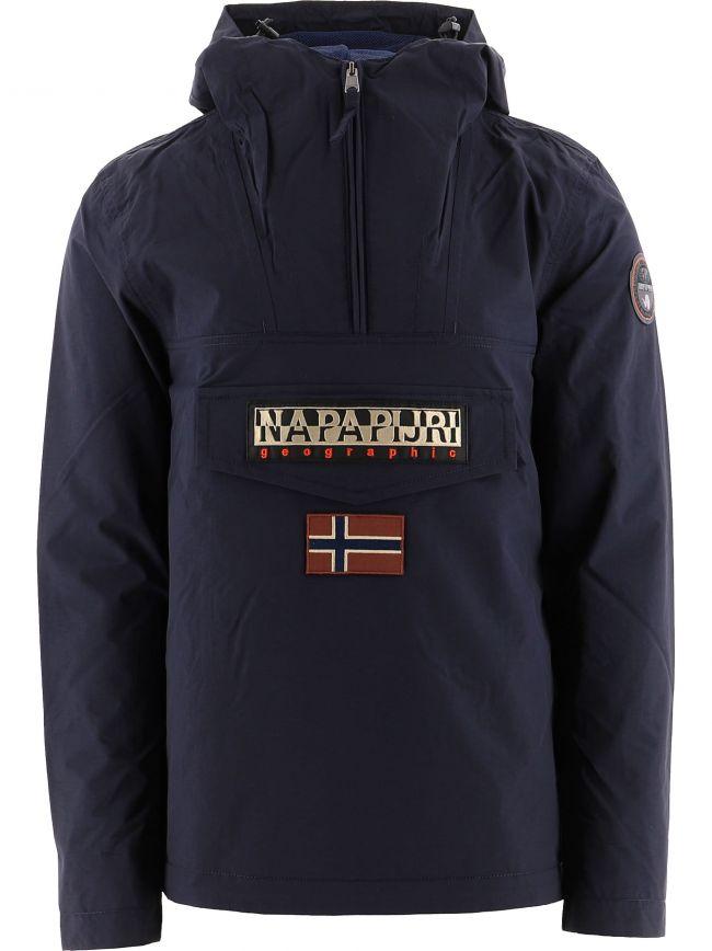 Navy Rainforest Jacket