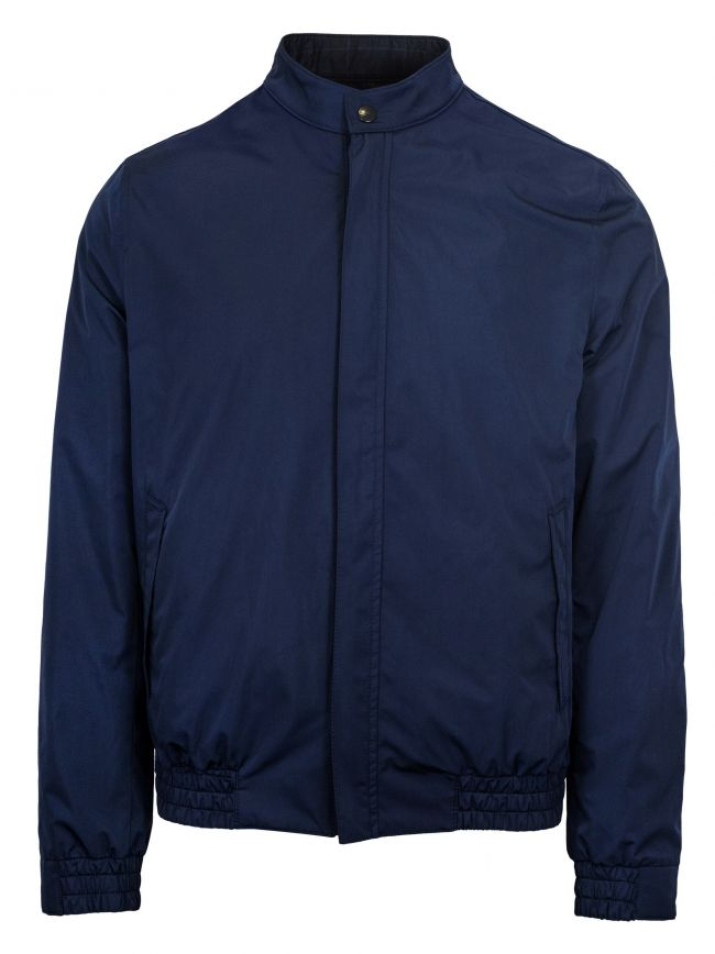 Reversible Shape Memory Bomber Jacket