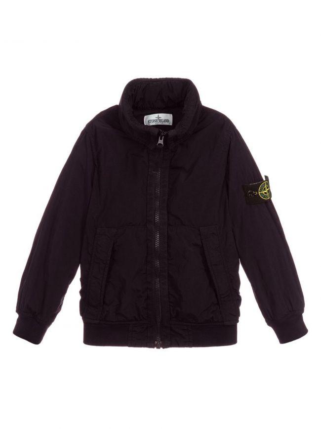 Plum Lightweight Hooded Jacket