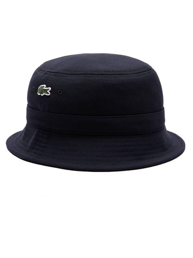 Navy Blue Organic Cotton Bob Hat