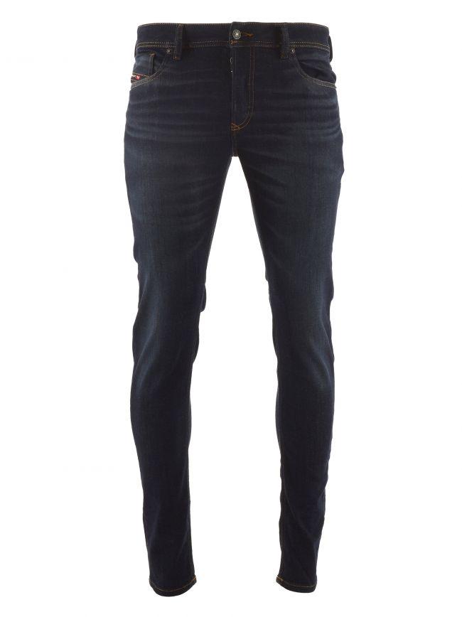 "Skinny Stretch Sleenker X Blue Jean 32"" Leg"