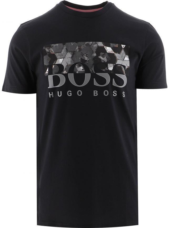 Black Teally T-Shirt