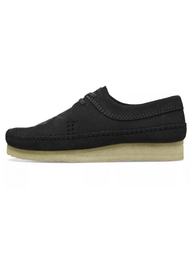 Black Suede Weaver
