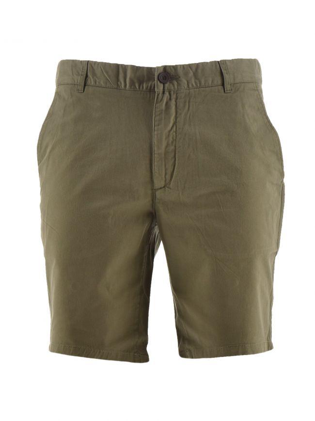 Green Hawk Chino Twill Short