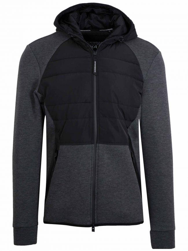 Black & Grey Lightweight Jacket