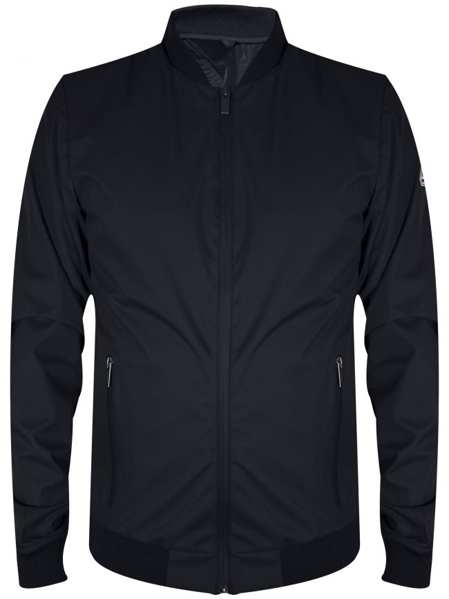 Navy 'Jorgen' Waterproof Bomber Jacket