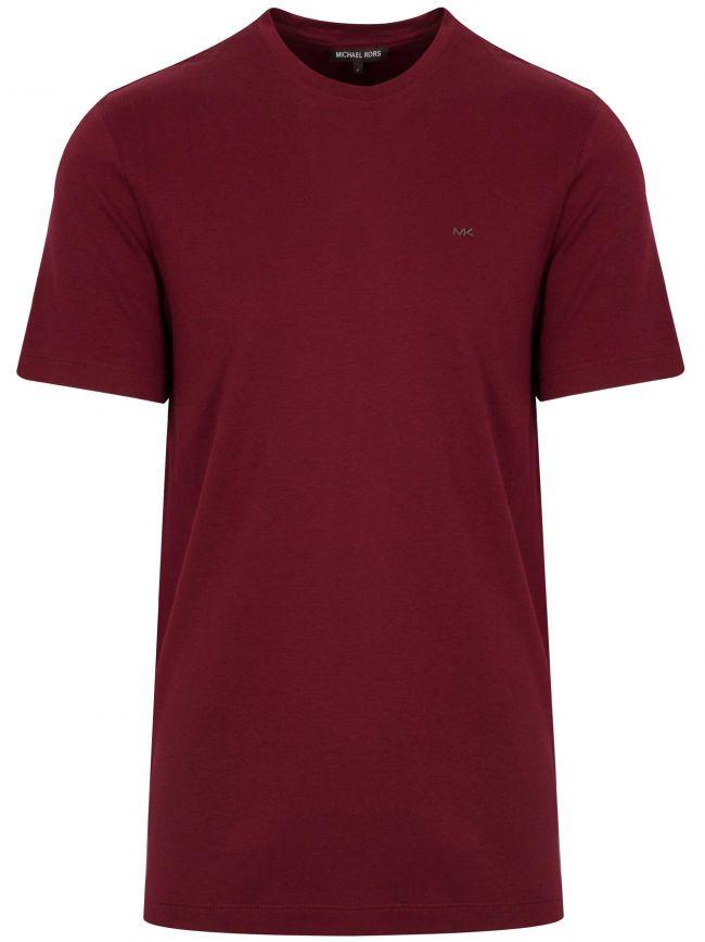 Classic Merlot Red T-Shirt
