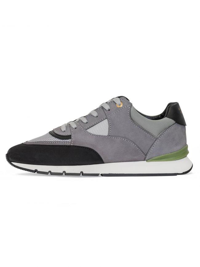 Aluminium Black Ballistic Belter 2.0 Sneaker
