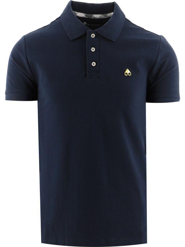 Blue Gold Polo Shirt