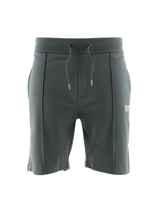 Dark Green Tracksuit Short