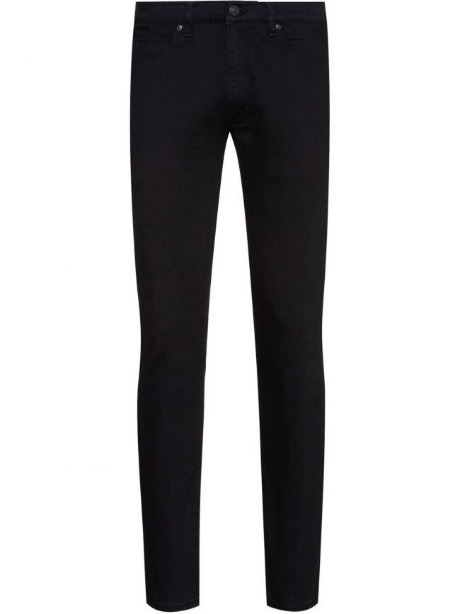 Black HUGO 734 Jeans