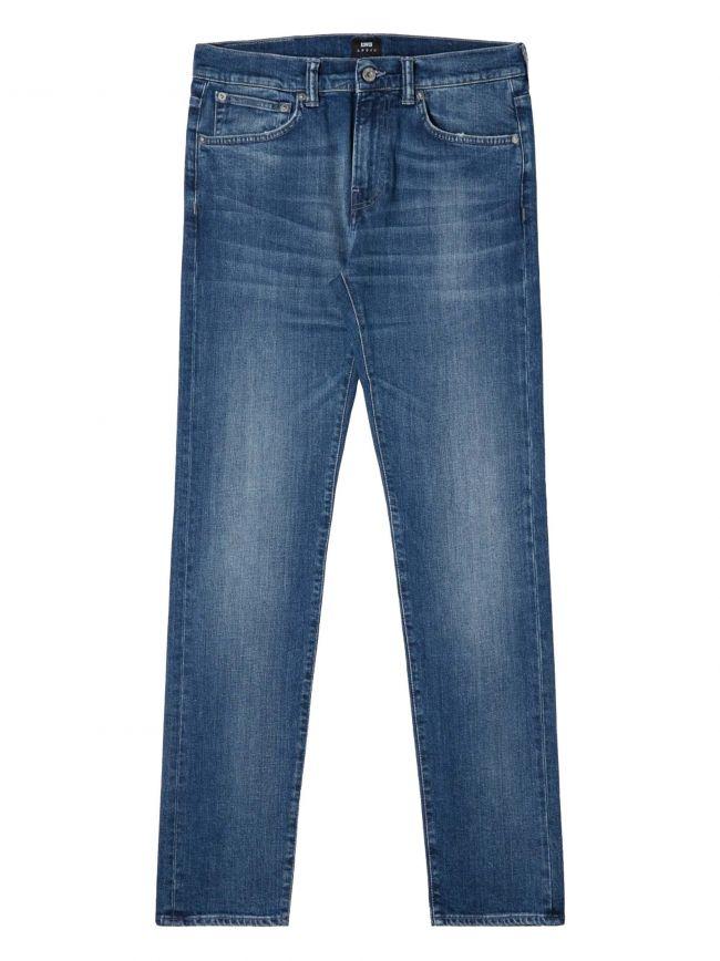 Braxton Blue ED-80 Denim Slim Tapered Jean