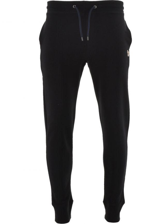 Black Regular Fit Jogging Pant