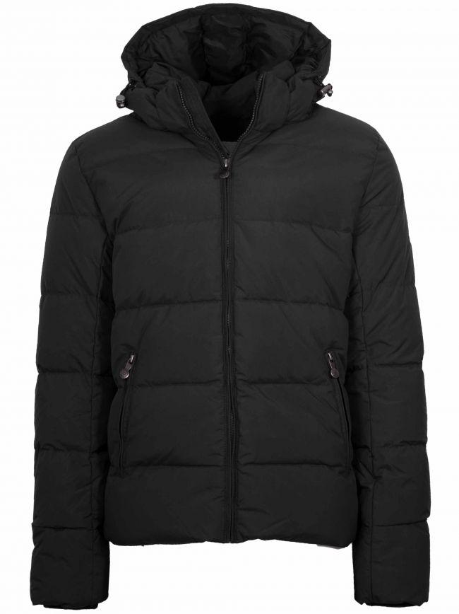 Spoutnic Black Jacket